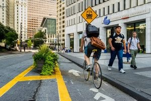 Research & Cities: Urban Studies Institute Receives $250,000 Grant To Study Mobility Challenges, Improve Health Outcomes